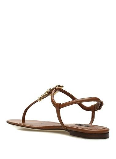 Dolce&Gabbana Sandalet Taba